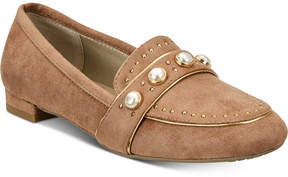 Rialto Golda Embellished Loafers Women's Shoes