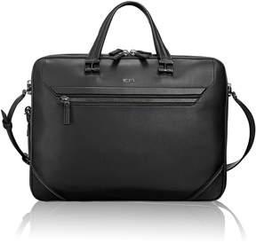 Tumi Collins Leather Briefcase