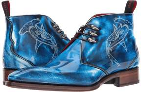 Jeffery West Moon Shark Hammerhead Shade Men's Shoes
