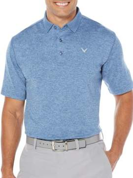Callaway Big And Tall Stretch Performance Polo Shirt