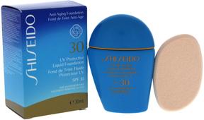 Dark Ivory UV Protective Liquid Foundation - Women