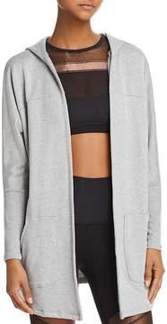 Beyond Yoga Love and Fleece Cardigan-Style Hoodie