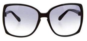 Karen Walker Annie Square Sunglasses
