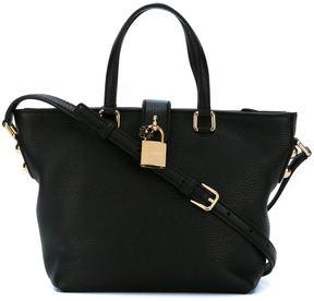 Dolce & Gabbana Dolce shopper tote - BLACK - STYLE