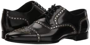 Dolce & Gabbana Studded Oxford Men's Shoes
