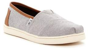 Toms Classic Chambray Slip-On Shoe (Little Kid & Big Kid)