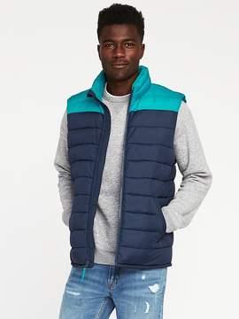 Old Navy Color-Blocked Frost-Free Vest for Men