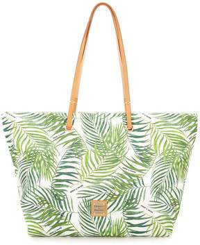 Dooney & Bourke Siesta Key Collection Addison Tote - WHITE - STYLE
