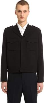 Our Legacy Carded Wool Military Jacket