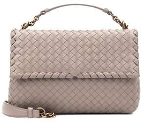 Bottega Veneta Olimpia Small intrecciato leather shoulder bag