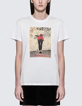 Fiorucci Graffiti S/S T-Shirt