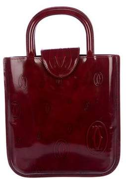 Cartier Happy Birthday Tote