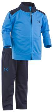 Under Armour Baby Boy Base Camp Track Suit Set