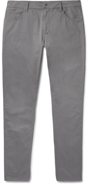 Hackett Trinity Stretch-Cotton Twill Trousers