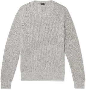 J.Crew Marled Cotton Sweater