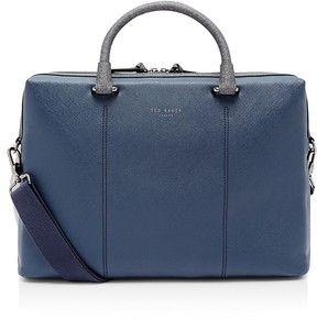 Ted Baker Pounce Crossgrain Document Bag
