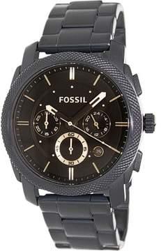 Fossil Men's FS4682 Machine Stainless Steel Watch, 42mm