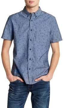 AG Jeans Print Standard Fit Shirt