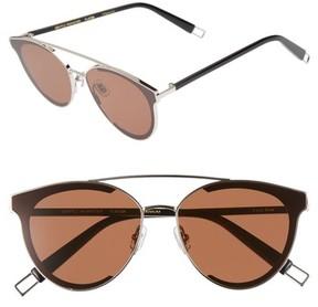Gentle Monster Women's Last Bow 63Mm Oversized Sunglasses - Silver/ Brown