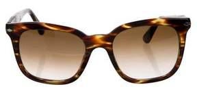 Persol Tortoiseshell Gradient Sunglasses