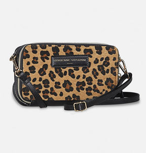 Avenue Double Zip Charging Crossbody