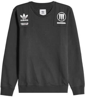 adidas Commander Printed Sweatshirt