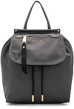Marc Jacobs Trooper Backpack - MEDIUM GREY - STYLE
