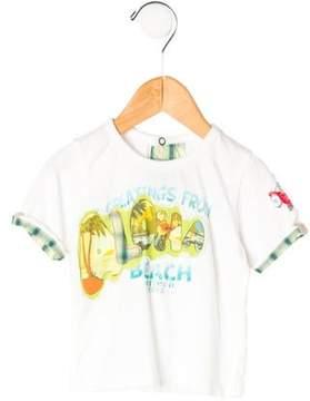 Catimini Boys' Printed T-Shirt
