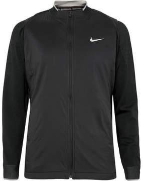 Nike Hyperadapt Aerolayer Shell And Stretch-Knit Jacket