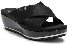 Anne Klein Felisha Platform Wedge Sandal