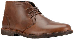 Andrew Marc Brown Walden Leather Chukka Boot - Men