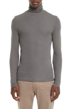 ATM Anthony Thomas Melillo Men's Ribbed Turtleneck