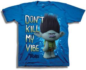 Freeze Trolls Graphic T-Shirt-Big Kid Boys