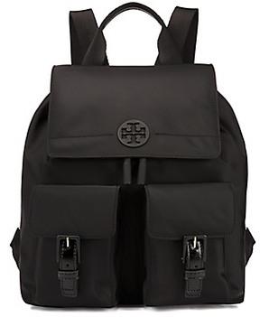 Tory Burch Quinn Backpack - BLACK - STYLE
