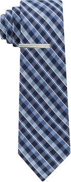 Jf J.Ferrar Winter Formal Gingham Tie
