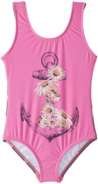O'Neill Girl's Daisy Chain One Piece Swimsuit (2T6) - 8163125