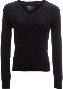 Filson Light Geelong V-Neck Sweater
