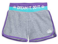 Disney Princess Running Shorts for Girls by Our Universe