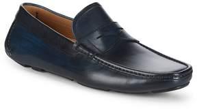 Saks Fifth Avenue Men's Leather Driver Shoes