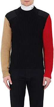 Calvin Klein Men's Colorblocked Wool Sweater