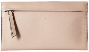 ECCO Sculptured Large Wallet