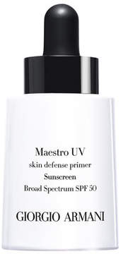 Giorgio Armani Maestro UV Skin Defense Primer Sunscreen SPF 50, 1 oz.
