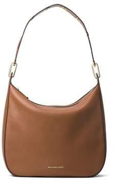 Michael Kors Raven Large Shoulder Bag. - BROWN - STYLE