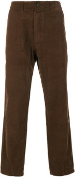 Universal Works corduroy trousers