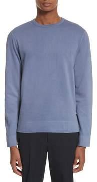 Officine Generale Dyed Crewneck Sweatshirt