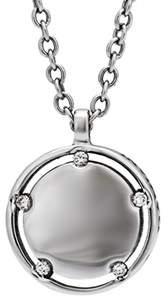 Damiani 18k Diamond Necklace.