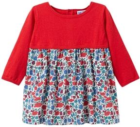 Jacadi Forain Floral Dress