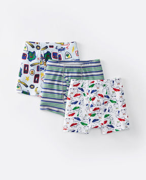 Hanna Andersson Boxer Briefs In Organic Cotton 3 Pack