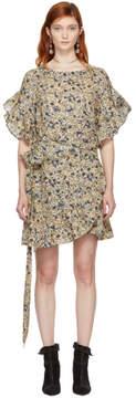 Etoile Isabel Marant Beige Delicia Dress