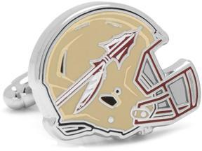Ice Florida State Seminoles Helmet Cufflinks